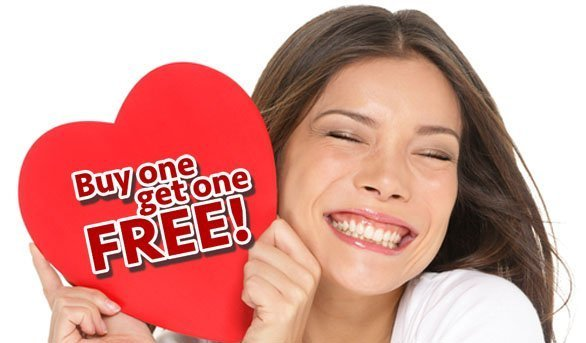 Love your Teeth this Valentines Day!
