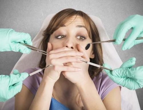 Scared of the dentist? Don't be…