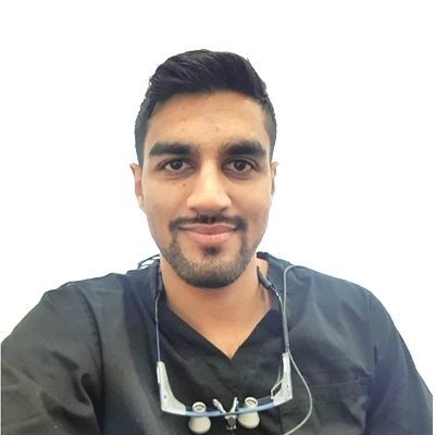 Dr Patel from Tooth Doctor.